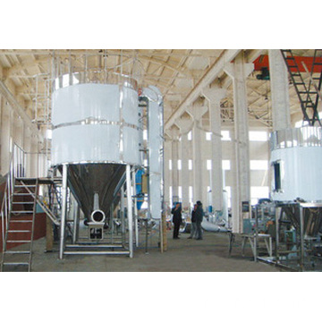 High Speed Centrifugal Steatite Spray Dryer