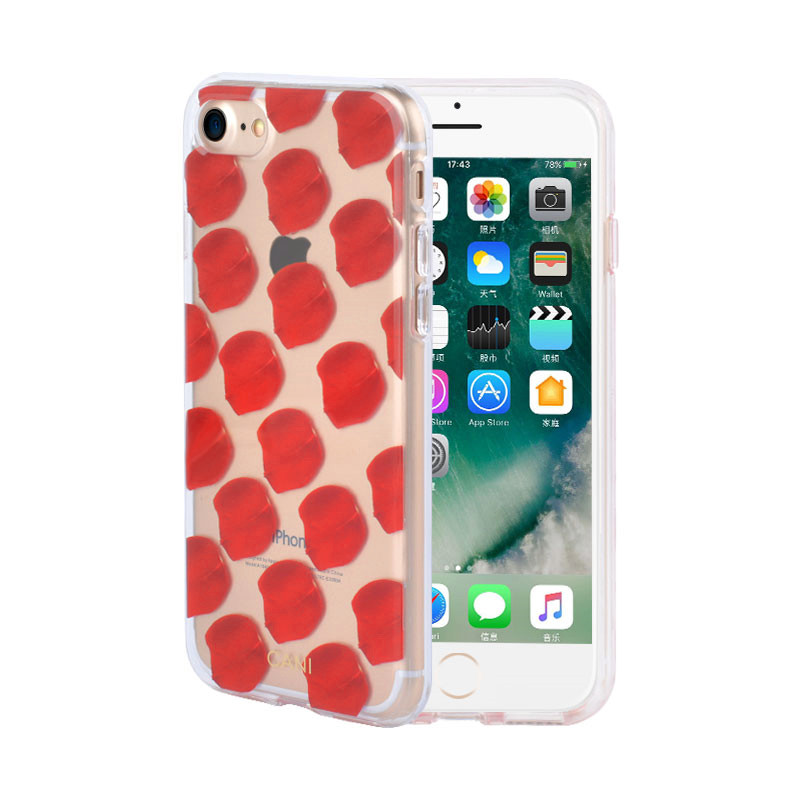 TPU IML Case for IPhone8 Plus