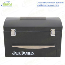 Cooler Metal Cooler Ice Cooler For 1L bottle