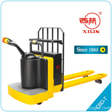 China for Pedestrian Powered Pallet Truck,Battery Powered Pallet Truck,Electric Pedestrian Pallet Truck Manufacturers and Suppliers in China Xilin CBD-T heavy duty electric pallet jack export to Qatar Suppliers