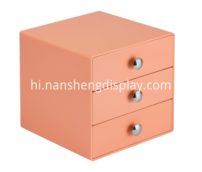 Cosmetics Makeup Storage Organizer