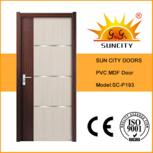Ламинат деревянные двери формика для ванной комнаты (СК-P193)