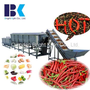 Pfeffer Gemüse-Siebmaschine