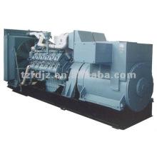 Установка 1000kw дизель-генераторные установки высокого напряжения