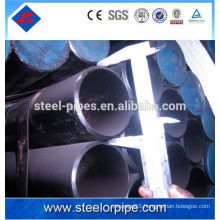 Best steel pipe supplier cold drawn a106b precision carbon steel tube