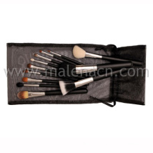 12PCS Makeup Brush Cosmetic Set with Organza Pouch