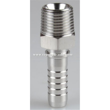 High Quality for for Barbed Hose Fittings 13011-sp 1 2 male to male hose connector export to Singapore Supplier