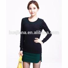 2016 design women's cashmere sweater dress