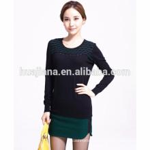 Кашемир дизайн 2016 женщин свитер платье