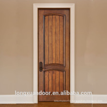 Real solid wood wood door, wood door pictures, solid wood door room design