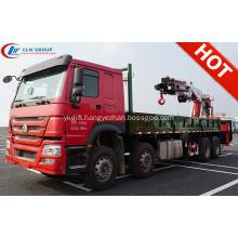 2019 New Sale Heavy Duty 25T Crane Truck