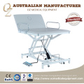 Hospital table eat in bed Hospital Medical Physiotherapy Bed Adjustable Acupuncture Table