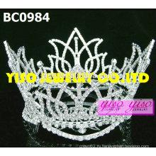 Красочные конкурсные короны