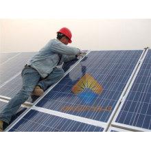 Панель солнечных батарей 220W Poly с с CE, сертификатами TUV Сделано в Кита