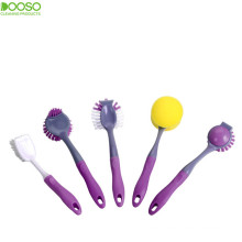 Kitchen Dishes Cleaning Brush 5 Set DS-534
