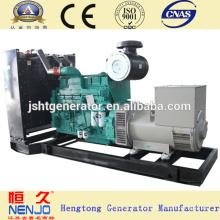 Американский бренд KTA19-G4 и тепловозный комплект генератора 400kw/500KVA