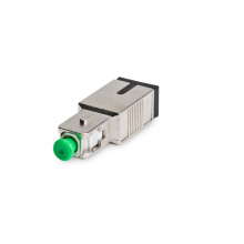 Variable SC APC Fiber Optical Attenuator