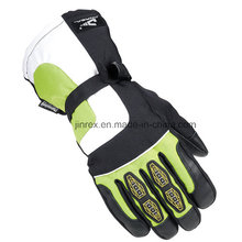 Green Ski Warm wasserdichte winddichte Winter Outdoor Sport Handschuhe