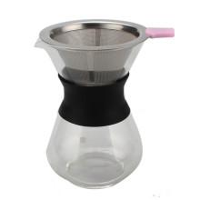 Ручная капельная кофеварка