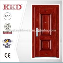 2015 году новый дизайн KKD стальных дверей KKD-353 от Китая Топ бренда