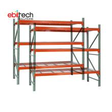 Q235B Steel Metal Industrial Warehouse Storage Shelves Pallet Stacking Racks for Sale