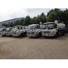 FORLAND Small Water Tanker Trucks For Sale