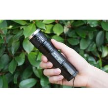 Metal aluminum led flashlight torch,LED torch light