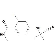 4- [(2-Cyanopropan-2-yl) Amino] -2-Fluoro-N-Methylbenzamide N ° CAS 915087-32-0