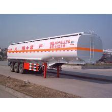 Semi-reboque do tanque de combustível do Tri-eixo 42000Litres
