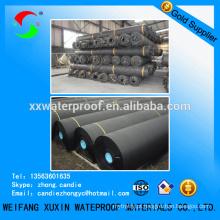 Geomembrana de HDPE de venda quente de 1,0 mm para impermeabilização