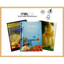 A4 - Journal de l'ordinateur portable Post It Memo Sketch Graffiti Notebook for Custom School Notebooks (HD167 #)