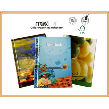 China Stationery Supply of Customizable A5 Hardcover Notebook