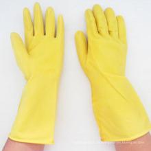 Arbeitskleidung Gummisicherheit Latex Chemische Handschuhe