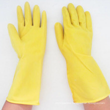 Working Household Rubber Safety Latex Chemical Gloves