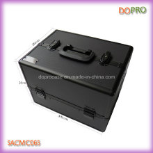 Вся Черная поверхность ABS большие пользовательские Размер коробки Ресница с зеркалом (SACMC065)