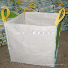 Cheapest big bag manufacture ,bulk baffle bag /sack for sand/chemicals Polypropylene woven container bags