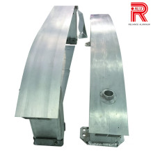 Aluminum/Aluminium Extrusion Profiles for Anticolision-Beam