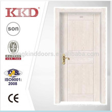 White Color Steel Wood Door KJ-708 From 2015 New Design For Residence Room