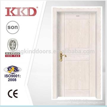 White Color Steel Wood Door KJ-708 From 2015 New Design For Residence Room