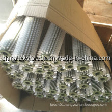 PP Material Cleaning Roller Brush Without Axle (YY-224)