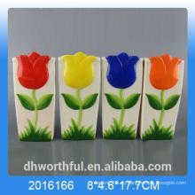 Nuevo diseño decorativo humidificador de aire de cerámica