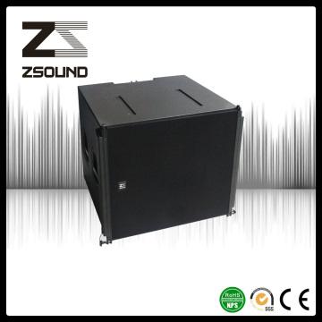 Zsound VCS Haut-Parleur Subwoofer Ultra Basse Professionnel Stéréo