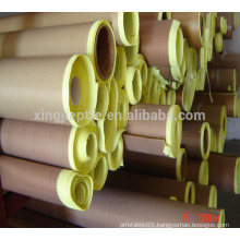 high temperature ptfe glasscloth teflon adhesive tape with release paper