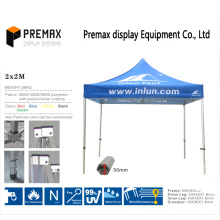 Commercial Grade Aluminium Folding Canopy / Shelter / Tent with Custom Printing