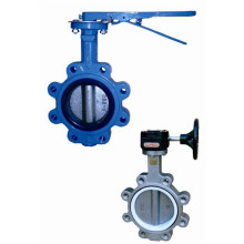 Full Lugged Type Butterfly Valve (D7L1X-10/16)