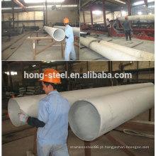 ASTM a312 tp347h aço inoxidável pipe fábrica