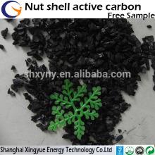 coquille d'écrou granulaire charbon actif 8x30mesh prix du charbon actif compétitif par tonne