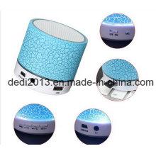 Mini USB inalámbrico LED de luz Bluetooth altavoz