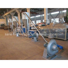 Plastic WPC Pelletizing Production Machine Line/Granulator Machine