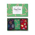 Merry Christmas Gift Paper Box for Socks Package